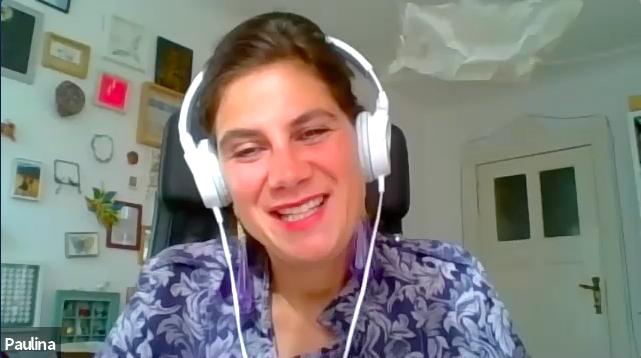 (Interview) Erfolgsgeschichte Deutsch – Interview mit der Künstlerin Paulina Tsvetanova