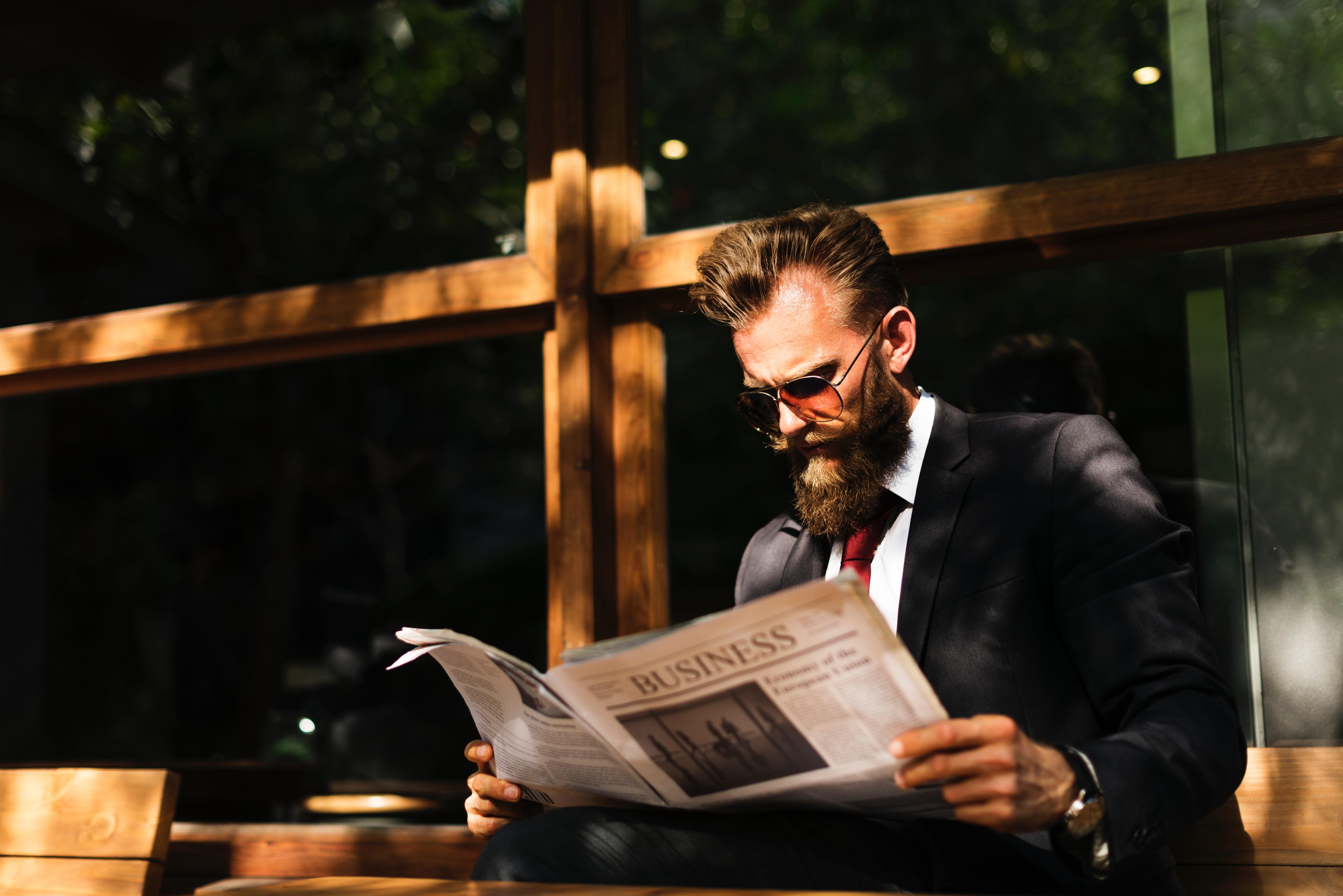 Tipps und Tricks zum Lesen von Business-Texten