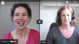 Die größte Herausforderung für Deutschlerner – Interview mit einer DaF-Lehrerin