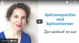 Spitzensportler und Spitzenlerner – das zeichnet sie aus |Business-Deutsch für High Professionals