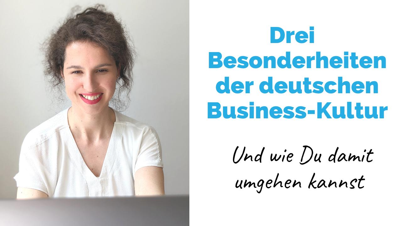 3 Besonderheiten der deutschen Business-Kultur   Business-Deutsch für High Professionals