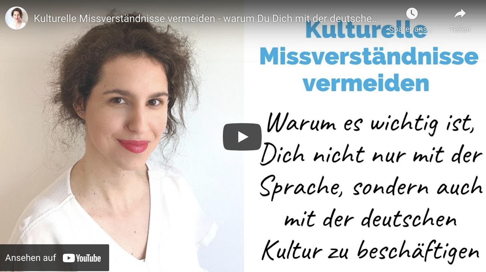 Kulturelle Missverständnisse vermeiden – warum Du Dich mit der deutschen Kultur beschäftigen musst